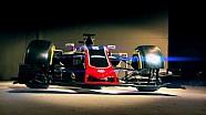 Haas F1 Team la presentazione della VF-16