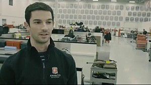 Alexander Rossi Joins Andretti Autosport For The 2016 Verizon IndyCar Series Season