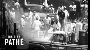 Indianapolis Grand Prix Disaster (1966)