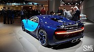 Chiron, Huracan Avio, 718 Boxster, Mulsanne EWB - VW Group Night Geneva 2016