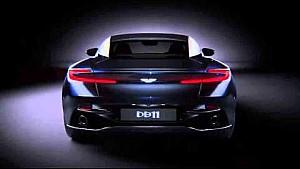 Der neue Aston Martin DB11
