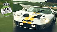 Mighty 1965 Ford GT40 V8 Thrashed!