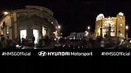 Thierry Neuville a 360° a Guanajuato