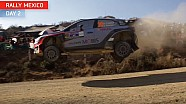 Rally Mexico Day Two - Hyundai Motorsport 2016
