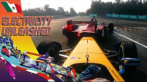 Electricity Unleashed: Mexico City ePrix 2016 Highlights - Formula E