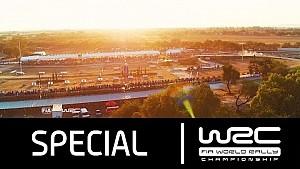 WRC Rally Guanajuato México 2016: SUPER SPECIAL STAGE Clip
