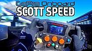A bordo GoPro: Scott Speed POV en el Autódromo Hermanos Rodríguez - Fórmula E