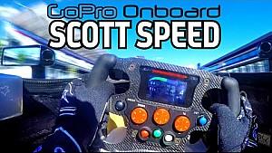 GoPro Onboard: Scott Speed POV at Autódromo Hermanos Rodríguez - Formula E