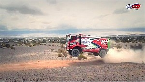 Dakar 2016 - Highlights (Eurol VEKA MAN Rally Team)