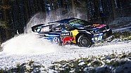 Sliding Out In Sweden   FIA World Rally Championship 2016