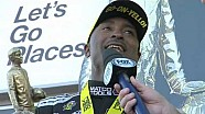 Antron Brown scores the win in Las Vegas #NHRA