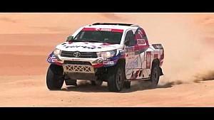 ORLEN Team Abu Dhabi Desert Challenge 2016: Etap 2