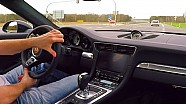Porsche 911 Acceleration Onboard 991 Carrera 4S Turbo Drive Sound Shift Down