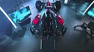 La McLaren-Honda MP4-31 sous tous les angles