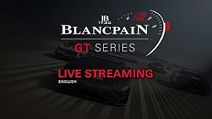 LIVE: Blancpain GT Series - Sprint - Misano 2016