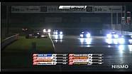 Невероятное вращение Audi R8 LMS во время гонки Blancpain GT в Мизано