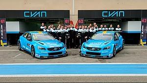 Volvos WTCC-Debüt