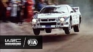 WRC Historie: Greatest Cars - Lancia