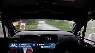 Circuit of Ireland Rally - Onboard Craig Breen SS 4