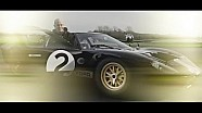 Marino Franchitti and the Ford GT40