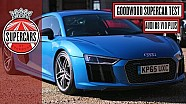 Audi R8 V10 Plus: Ben Collins' Goodwood Supercar Test