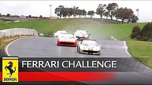 Ferrari Challenge NA – Re-live the emotions of Sonoma