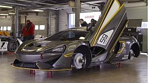 Introductie: McLaren 570S GT4
