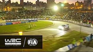 Rallye d'Argentine - Spéciales 1 - 4