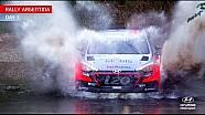 Rally Argentina Day One - Hyundai Motorsport 2016