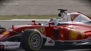 Ferrari - Sebastian Vettel on Russian GP