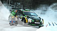 Cool Runnings – Yazeed Racing At Arctic Lapland Rally | Mobil 1 The Grid