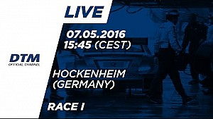 DTM 2016, Hockenheim, gara 1, live