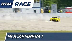 Hockenheim: Crash von Timo Glock