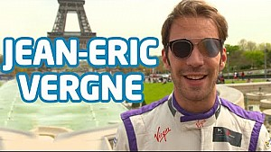 A Day In The Life Of A Racing Driver w/ Jean-Eric Vergne - Formula E
