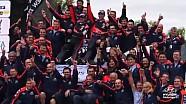 Rally Argentina lo mejor de: celebraciones