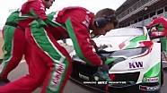 FREE PRACTICE - The best action from the Free practice 1 in Marrakech