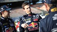 Timmy Hansen interview EN Saturday Hockenheim Germany   Petit