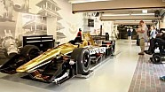 SPM 100th Indy 500 Garage & Car Unveiling