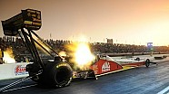 Doug Kalitta powers to the top spot in Atlanta