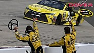 Recap: Kenseth reverses his fortune as Dover madness claims several contenders