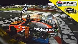 Recap: Truex Jr wint Coca-Cola 600