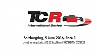 TCR International Series - Salzburgring , 1. Yarış