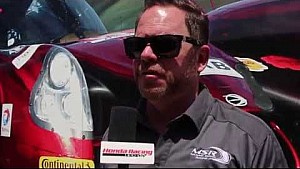 HPD Trackside -- Michael Shank Racing Prepares For Racing on Two Continents