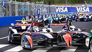 ePrix di Parigi: la gara...