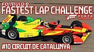 Forza Motorsport 6 Fastest Lap Challenge #10 - Circuit De Catalunya - Formula E