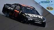 Truex spin saves Keselowski from fuel issue