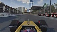 F1 2016 - Jolyon Palmer - Vuelta Rápida