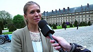 Interview de Nicki Shields, présentatrice de Supercharged sur CNN International