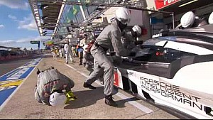 Le Mans 24h: HIGHLIGHTS (5PM to 7 PM)