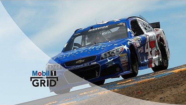 Road To Victory – Kevin Harvick On Sonoma Raceway | Mobil 1 The Grid